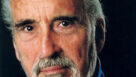 Christopher Lee – ultimate villain