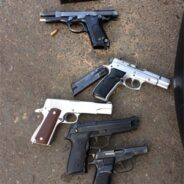 Four shot in Durban cash-in-transit robbery