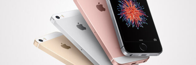 Apple iPhone SE – the most powerful 4-inch smartphone ever