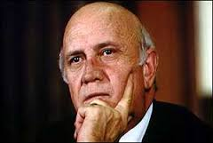 WATCH: De Klerk says floodgates of corruption wide open