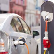 Telkom's big electric vehicle charging station plans
