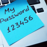 If you don't have letters and numbers in your password, you are an idiot
