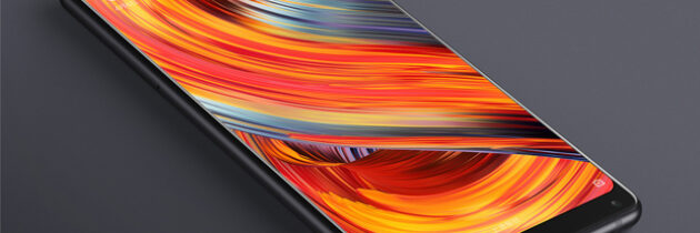Xiaomi launches Mi Mix 2 with almost bezel-less display
