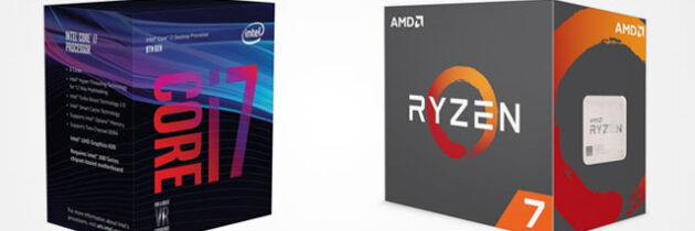 AMD Ryzen vs Intel 8th-gen Core – South African price comparison